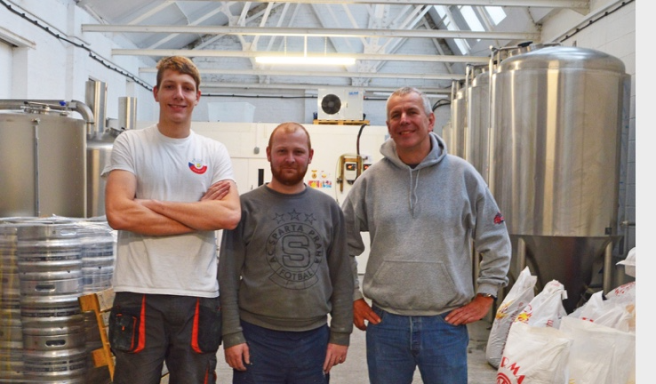 Image for Bohem and St Austell launch collaboration lager
